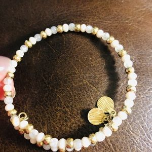 JK by Thirty One Beaded Bracelet